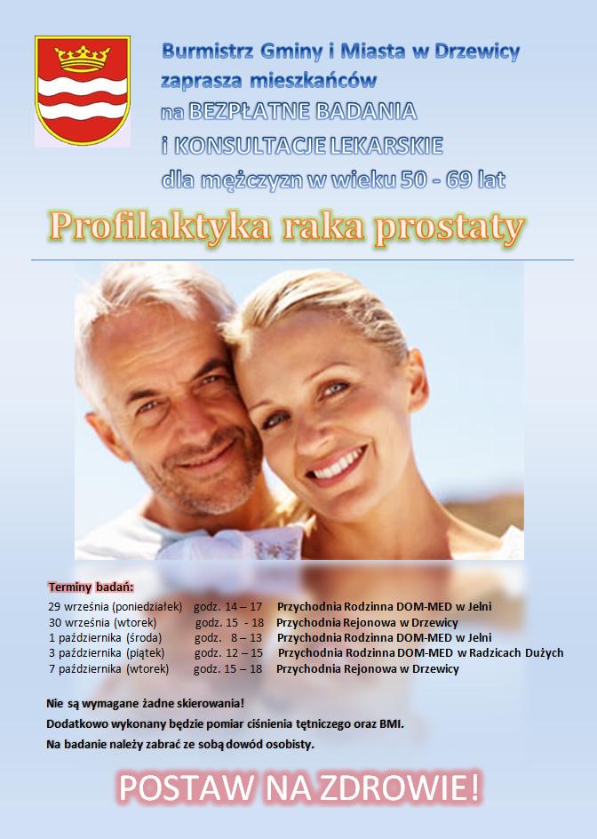 Badanie prostata