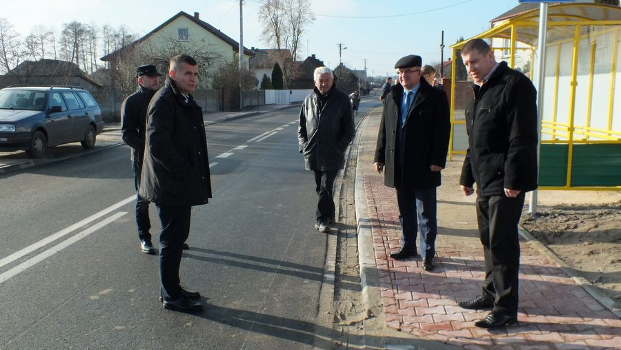 Droga powiatowa nr 3109E na odcinku Idzikowice-Brzuza