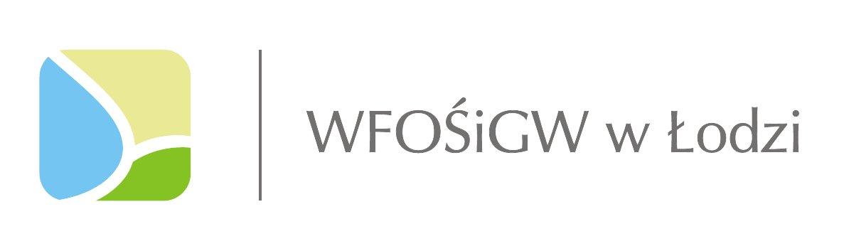 Logo WFOŚiGW w Łodzi