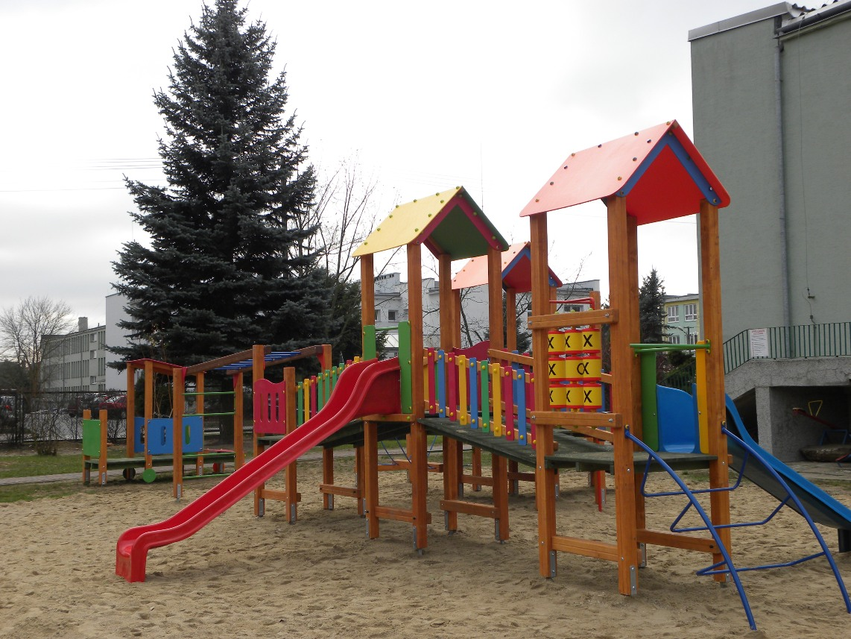 Plac zabaw Przedszkole